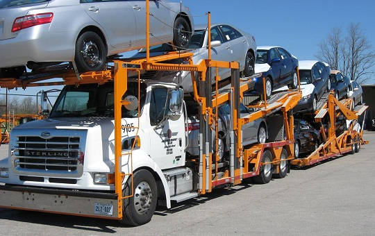Free Vehicle Moving Quotes
