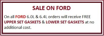 Sales on Ford
