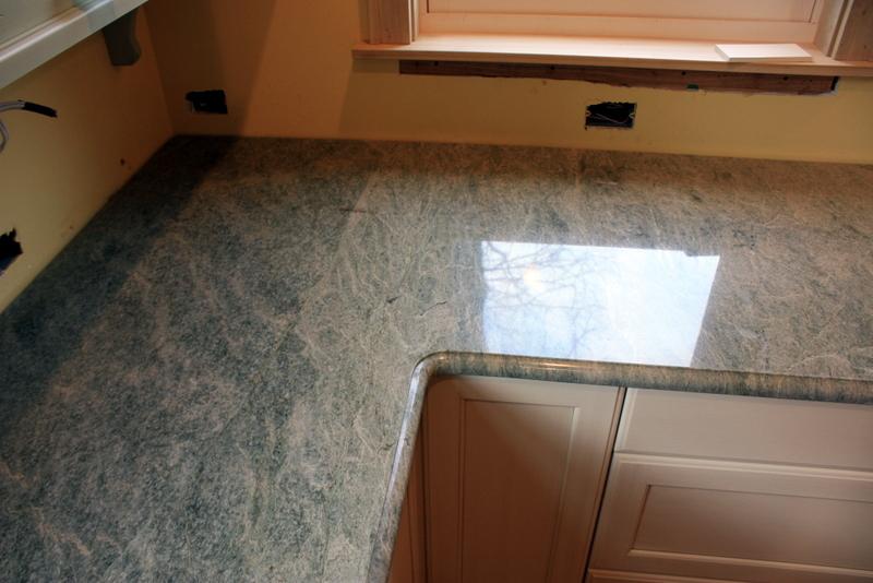 The stone studio granite countertops batesville indiana for Seamless quartz countertops