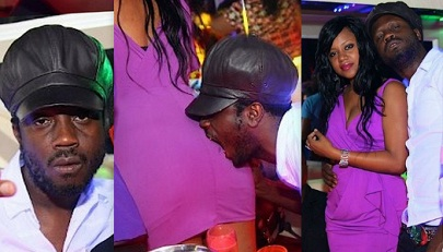 Bebe Cool and Zuena have been together for ten years