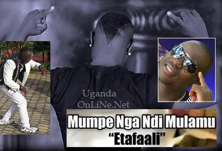 Abdul Mulaasi in Mumpe Nga Ndi Mulamu video