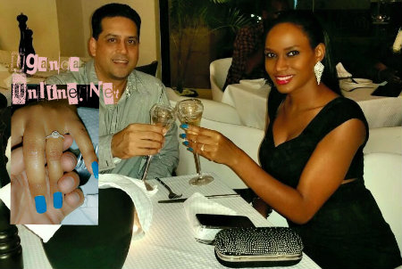 We're Engaged - Ex-Beauty Queen, Sylvia Namutebi