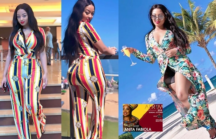 Anita Fabiola just loves her jumpsuits