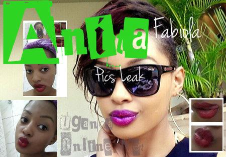 Anita Fabiola's pics leak