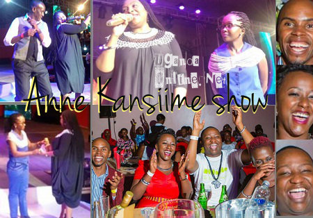 The Anne Kansiime show - How it went down
