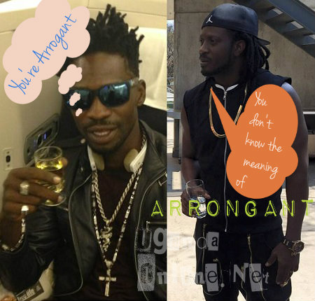 Bebe Cool is not yet done with Bobi Wine
