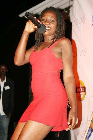 Artist Aziza, Pearl of Africa Music Awards (Burundi)