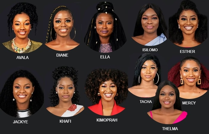 BBNaija season 4 Pepper Dem Gals