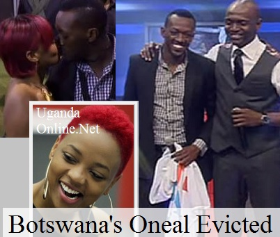 Oneal evicted and his only worry is Feza
