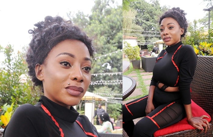 Bad Black at Sheraton Hotel in Kampala