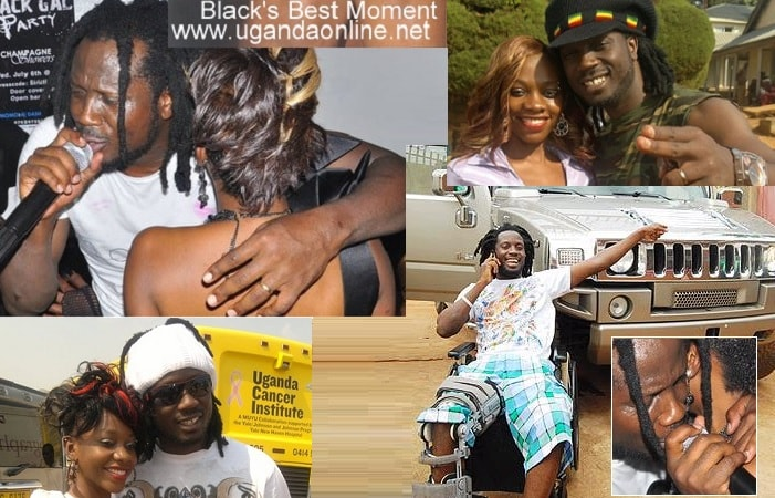 Bad Black and Bebe Cool back in the times