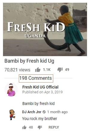 Bambi by Fresh Kid