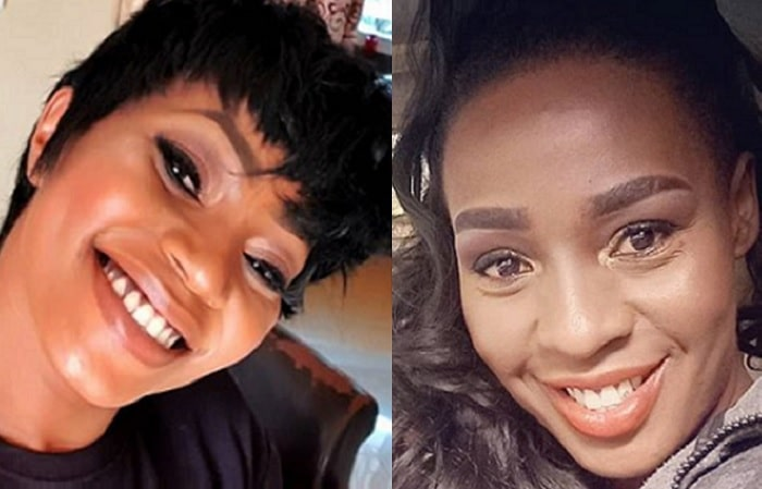 Sheebah Karungi and Cindy Sanyu won't battle any time soon
