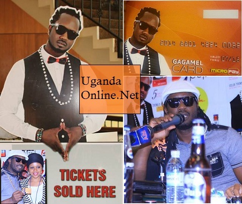 Bebe Cool's tickets are now on sale