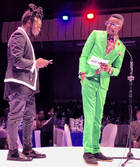 Bebe Cool and Chameleone rocked at the ASFA's 2016