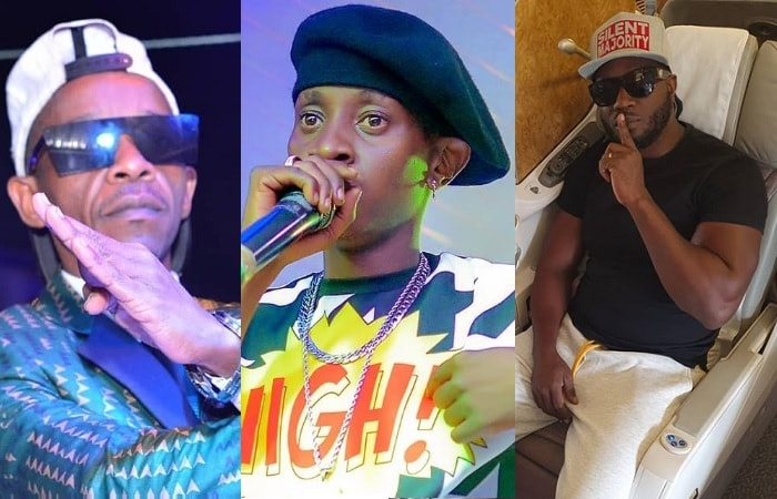 Fresh Daddy, MC Kats and Bebe Cool