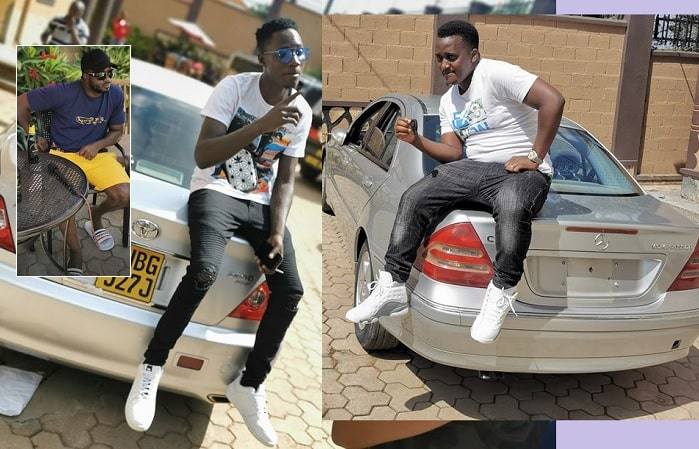 Bebe Cool has gifted both his manager and producer with rides