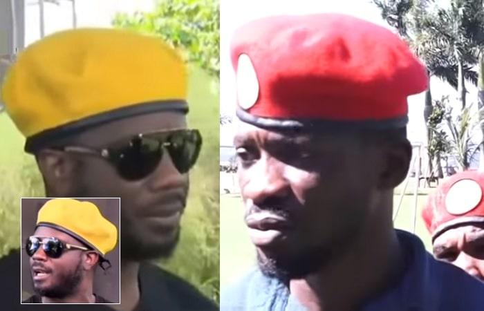 Yellow berret VS. the Red berret