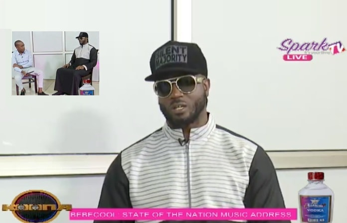 More of Bebe Cool's State of the Nation Music Address