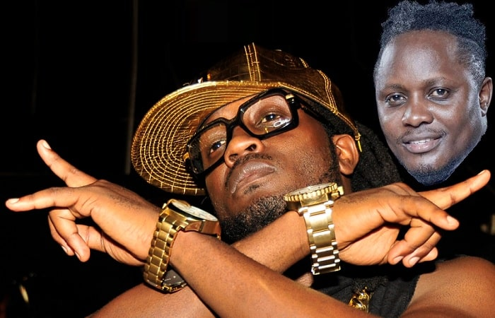 Bebe Cool says Hilderman is among the artists that got part of the Shs 400Million