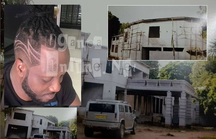 Bebe Cool unveils his other mansion that uis under construction