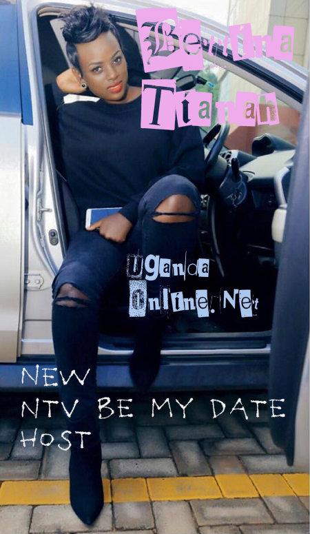 Bettinah Tianah, New NTV Be My Date host