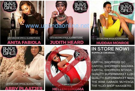 Helen Lukoma struck off list of Black Bottle Girls