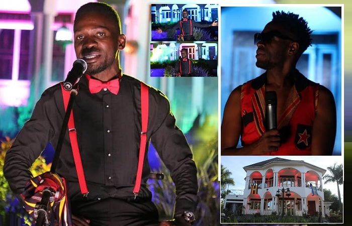 Bobi Wine and Nubian Li in Magere