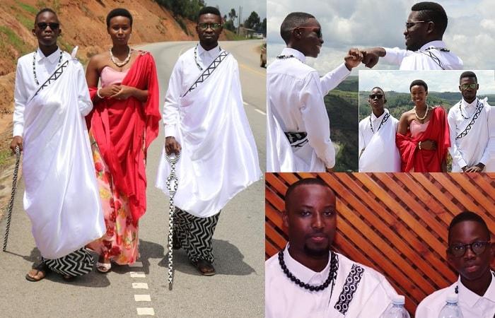 Kampala Solomon, Barbie and Bobi Wine