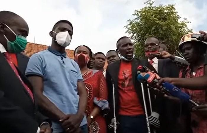 Bobi Wine released