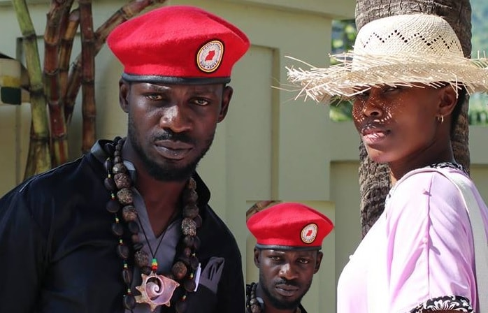 Bobi Wine and Barbie