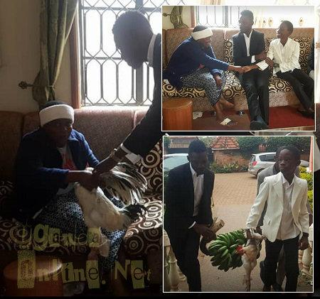 Bobi Wine and on visit sick Betty Nambooze