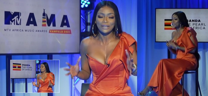 Bonang Dorothy was the host for the official launch
