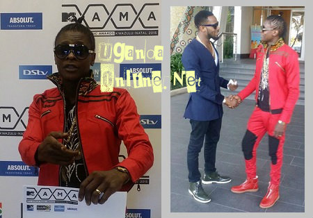 Chameleone loses Evoluition award to