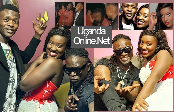 Chameleone, Martha Kay and Weasel