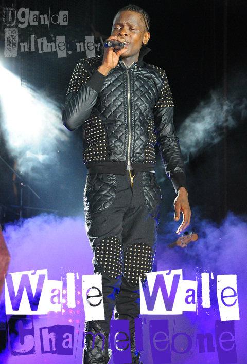 Jose Chameleone - Wale Wale concert
