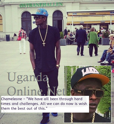 Chameleone has added his voice to the Goodlyfe issues
