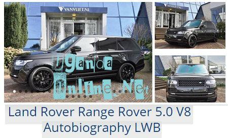 Land Rover Range Rover 5.0 V8 Autobiography
