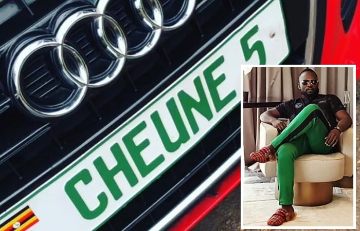 Cheune 5 Audi ride