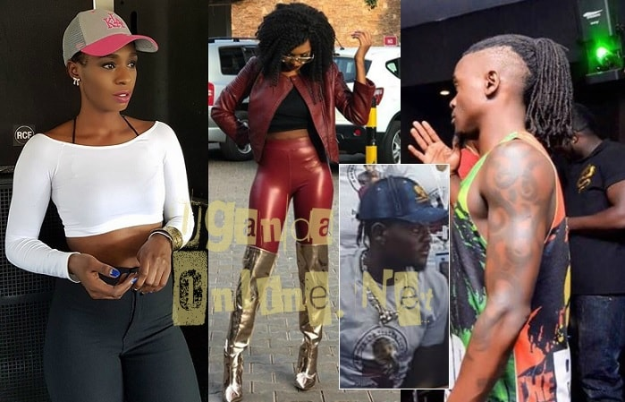 Cindy, Spice Diana, King Michael and Weasel Manizo are signed to Bryan White Foundation for five years