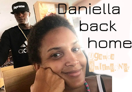Daniella back home