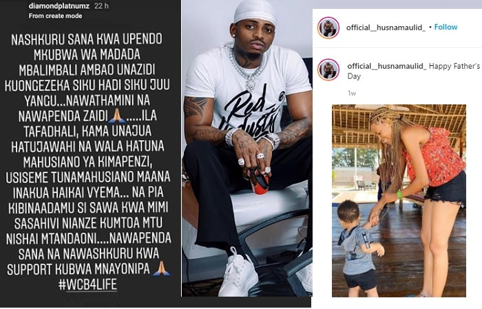 Diamond Platnumz is not happy with some female fans