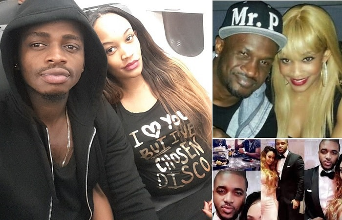 Diamond Platnumz having sleepless nights over Zari's King Bae