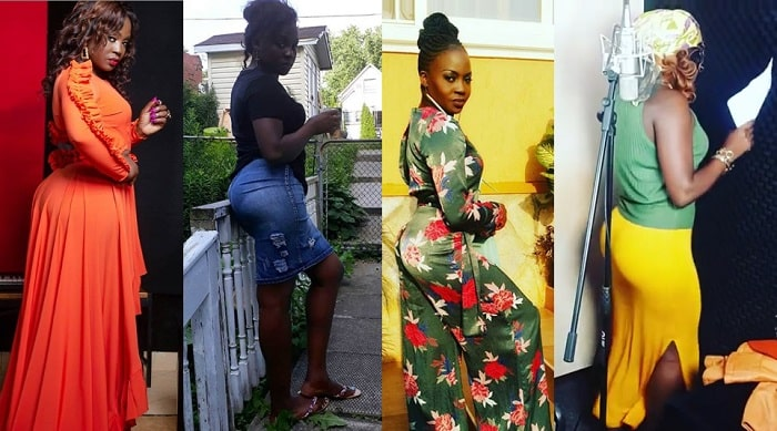 Iryn Namubiru's shots over the years