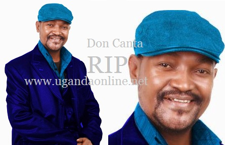 Afrigo Band's Don Canta Ibanda Passes On