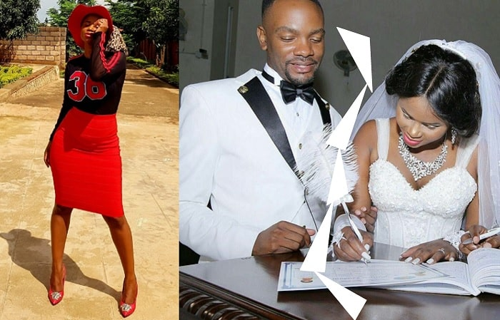 Dorothy Shonga has served Herbert Shonga with divorce papers