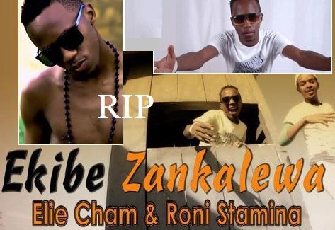 Elly Kyambadde aka Elie Cham Dies in a car accident