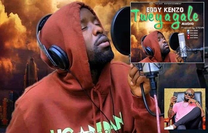 Eddy Kenzo working on releasing the Tweyagale video