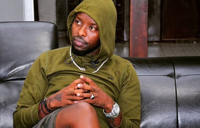 Eddy Kenzo caught up in the Ivory Coast lockdown