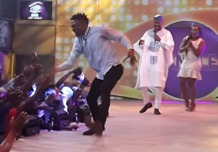 Efe wins Big Brother Naija 2017